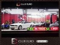 国道18号沿いにあるクラブユーロ3号店、高年式・低走行の輸入車を展示しております。