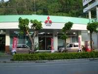 琉球三菱は浦添店 名護店 中部店と3店舗にて運営中。高価買取実施中!