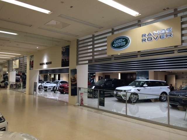 [愛知県]ジャガー・ランドローバー名古屋東 アプルーブドカーセンター