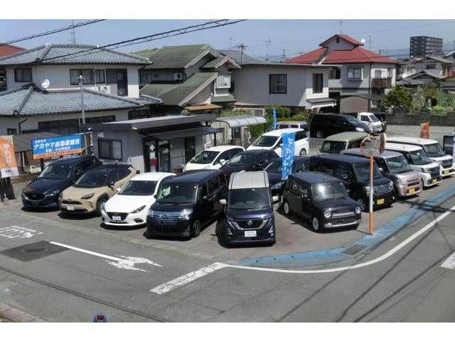 ナカヤマ自動車販売紹介画像
