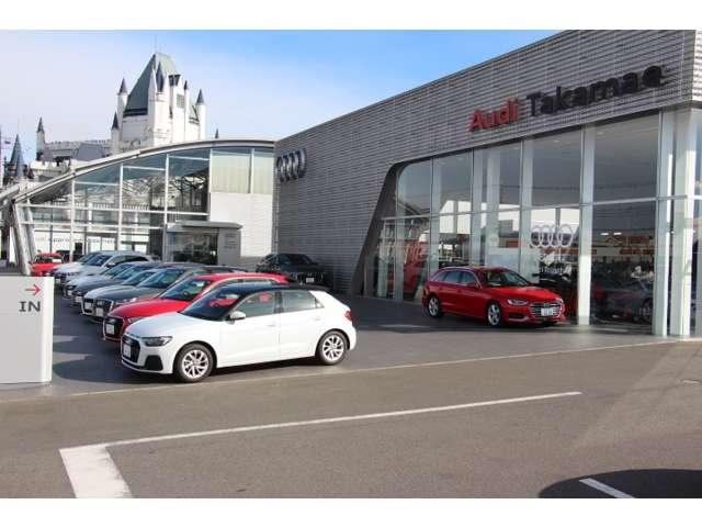 [群馬県]Audi Approved 高前 GNホールディングス株式会社
