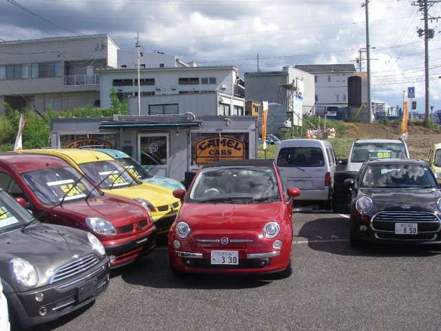 [長野県]CAMEL CARS(キャメルカーズ)