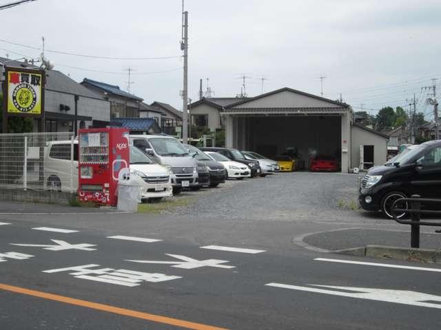 GARAGE−TIGER ガレージタイガー の店舗画像