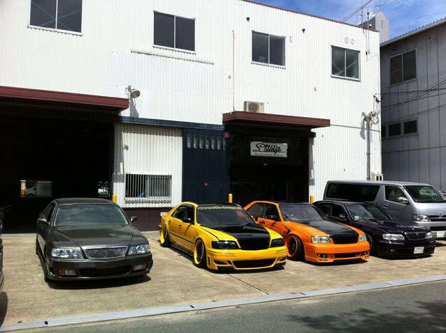 AUTOLOUNGE(オートラウンジ) JU適正販売店 の店舗画像