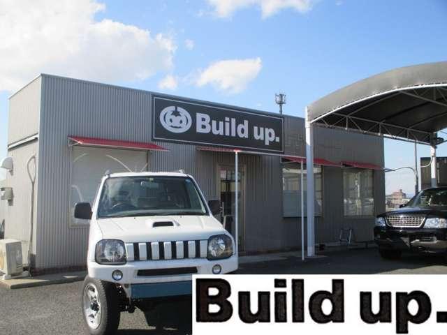 Build up. 一宮店の店舗画像
