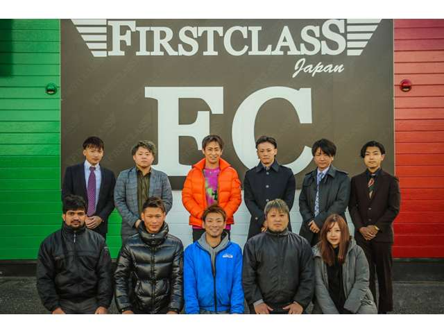 FIRST CLASS の店舗画像