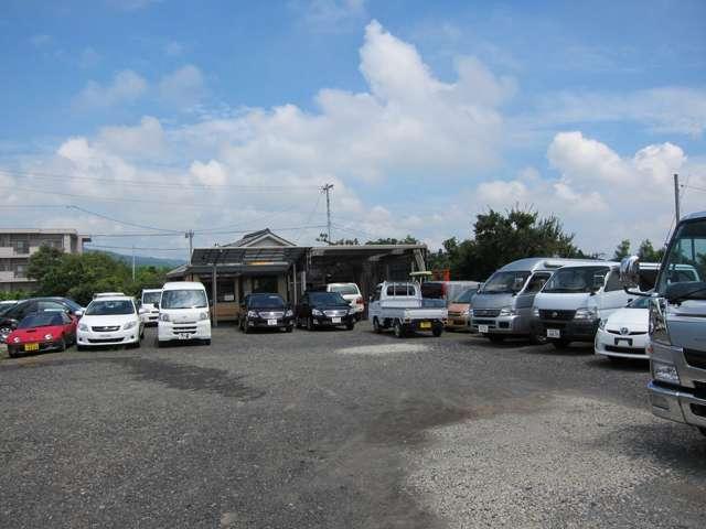 株式会社グリーンカーズ鹿児島 の店舗画像