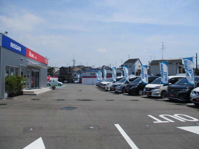 日産大阪販売(株) UCARS守口の店舗画像