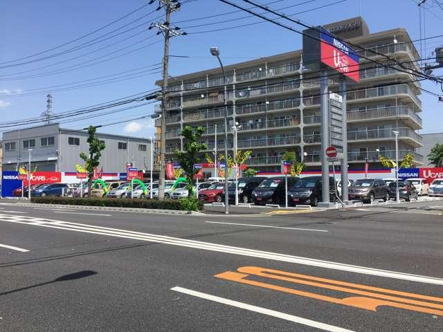 日産大阪販売(株) UCARS尼崎の店舗画像