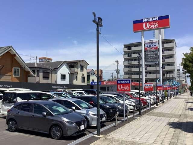 日産大阪販売(株) UCARS平野の店舗画像