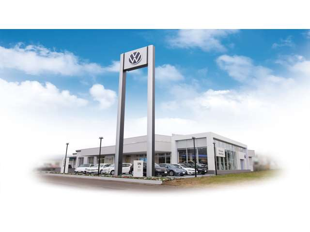 Volkswagen秋田りんかい の店舗画像