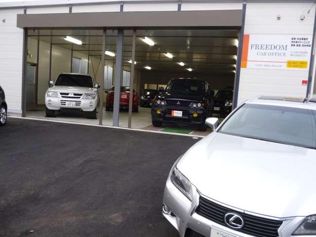 [茨城県]Freedom Car Office フリーダムカーオフィス