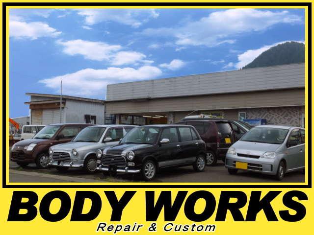 Body Works の店舗画像