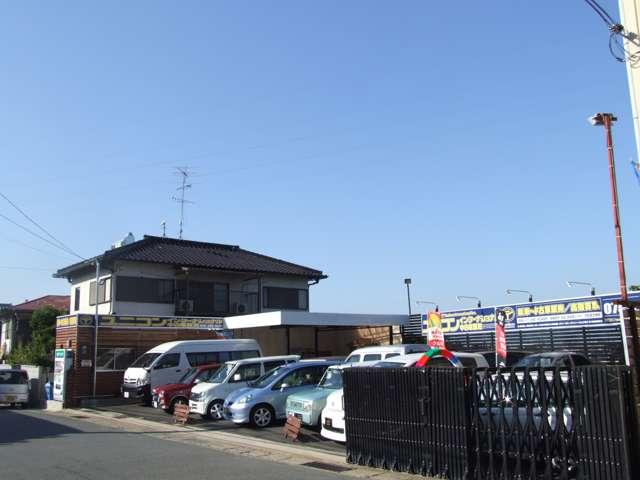 ユニコンインターナショナル中古車販売 の店舗画像