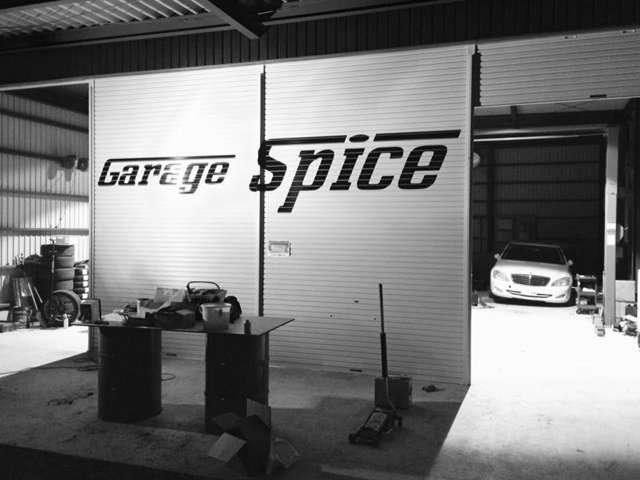 Garage Spice の店舗画像