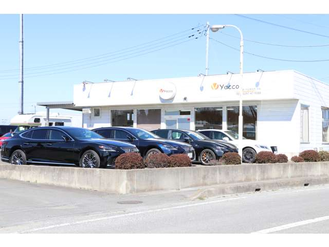 [茨城県]Car Sales & Rental Yacco