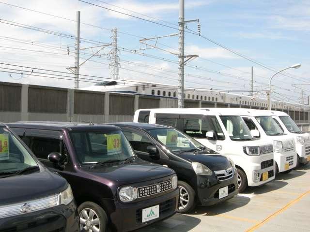 JA CAR マルシェ JU適正販売店紹介画像