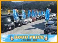 ユーザー様からの買取車輌が多く、最近までしっかりと町を走っていたお車ばかりです!