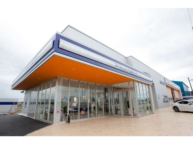 スバル千葉東株式会社 スバルショップ大栄インターの店舗画像