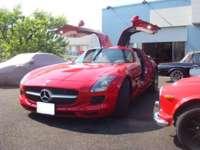 希少車、カスタム車、クラシックカーの販売はもちろん、修理、車検も喜んで承ります!