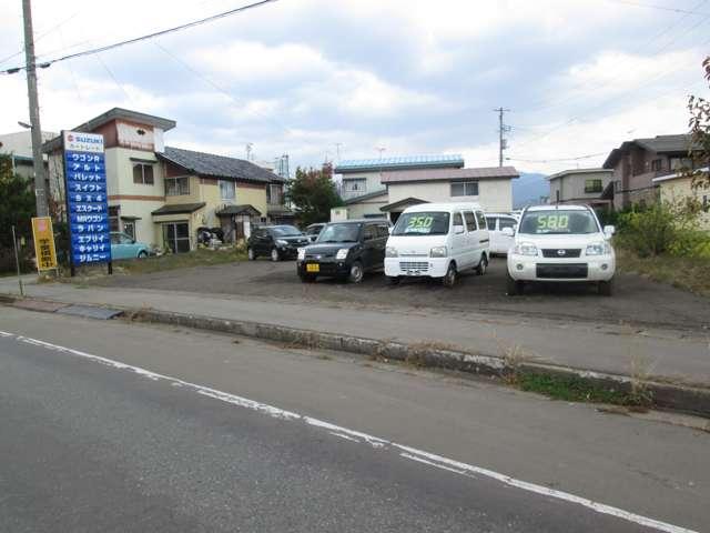 (株)カートレード の店舗画像