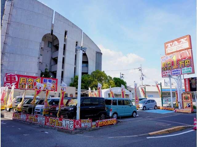 [大阪府]軽自動車専門店 rococo ロココ タックス豊中店