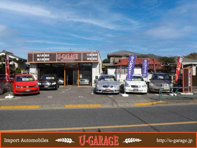 [東京都]U−Garage ユーガレージ 正規ディーラー車専門店