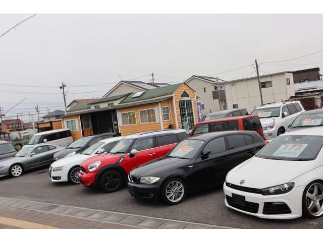 HARVest car life service の店舗画像