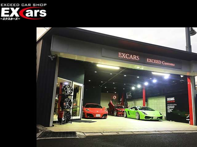 EXCARS (エクスカーズ)  お店紹介ダイジェスト 画像1