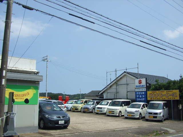 バナナモータース の店舗画像