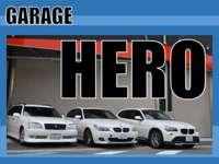 お車のことなら Garage HERO へ!