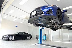 国家2級自動車整備士資格を持つメカニックがメンテナンスします