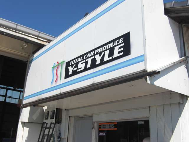 TOTAL CAR PRODUCE Y−STYLE の店舗画像