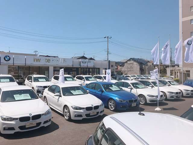 Iwate BMW BMW Premium Selection 盛岡 お店紹介ダイジェスト 画像2