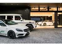 メルセデスベンツを中心に、メーカー保証継承付きの優良車両を取り揃えております。