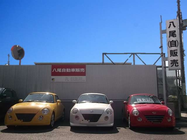 八尾自動車販売 の店舗画像