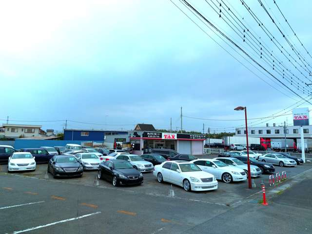 [埼玉県]タックス川越インター店