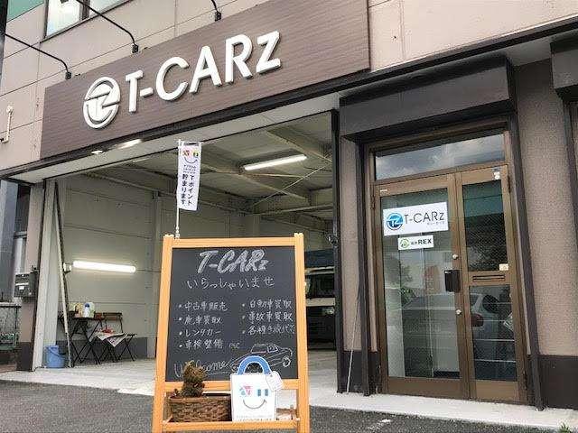[福岡県]T−CARz (ティーカーズ)