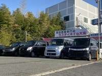 <最 強軽自動車専門店>関西初上陸!お買い得な軽自動車を<100台以上>展示中!