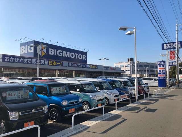 ビッグ モーター 大阪