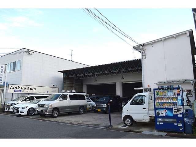 Link up Auto の店舗画像