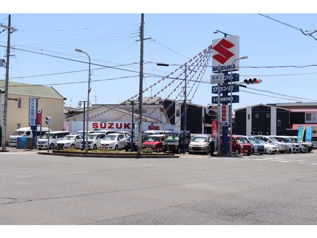スズキ寝屋川販売株式会社 の店舗画像