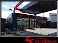 Auto Garage SCORPION