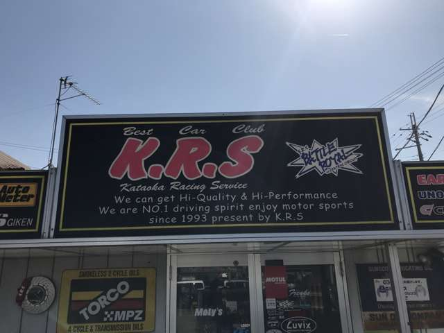 KRS(ケーアールエス) 写真
