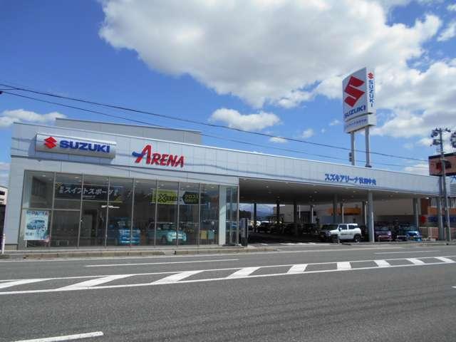 スズキアリーナ秋田中央 スズキアリーナ秋田中央の店舗画像