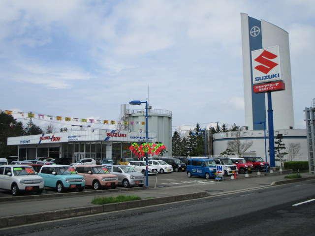 スズキアリーナ秋田中央 スズキアリーナ秋田南インターの店舗画像