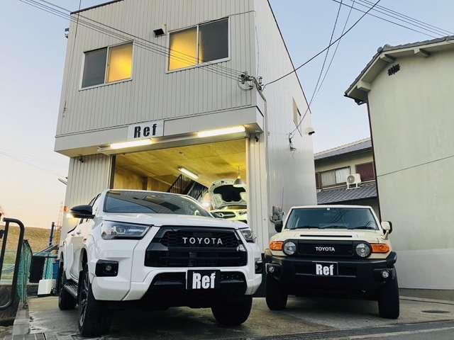 Ref の店舗画像