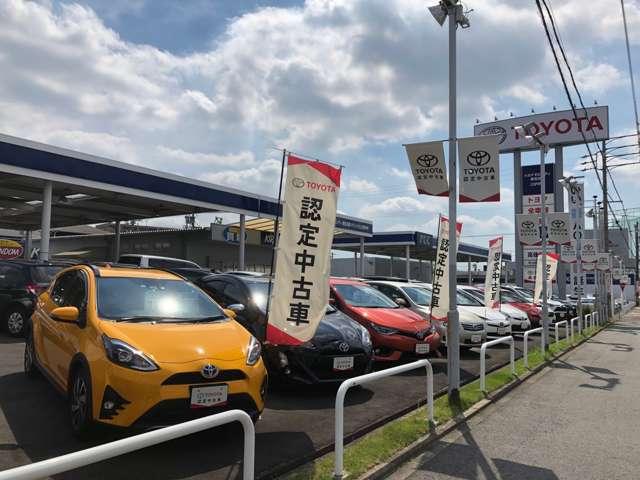 ネッツトヨタ東名古屋(株) キリンダム三好中央店写真