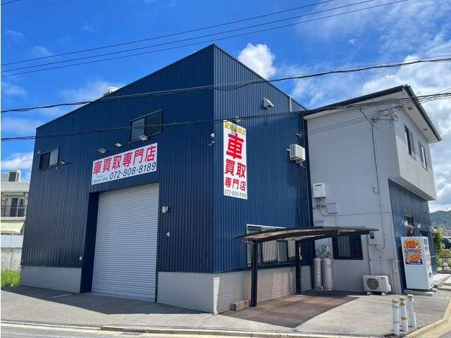 Garage CROSS ONE の店舗画像