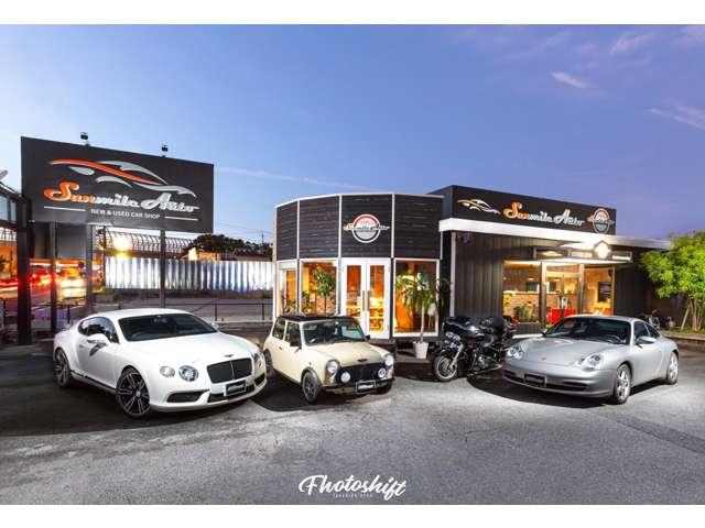 sunmile auto サンマイルオート の店舗画像